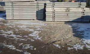 płyty betonowe drogowe nowe